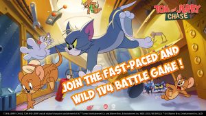 Tom and Jerry Chase APK MOD